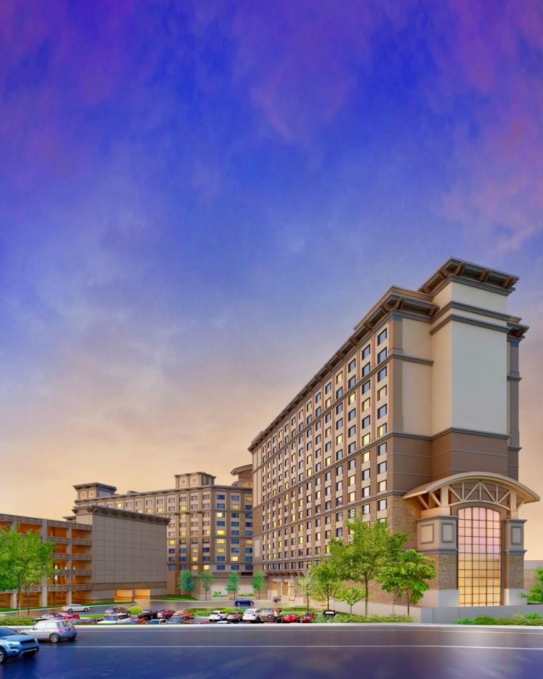 Pala Casino Spas Resort, Spas of America