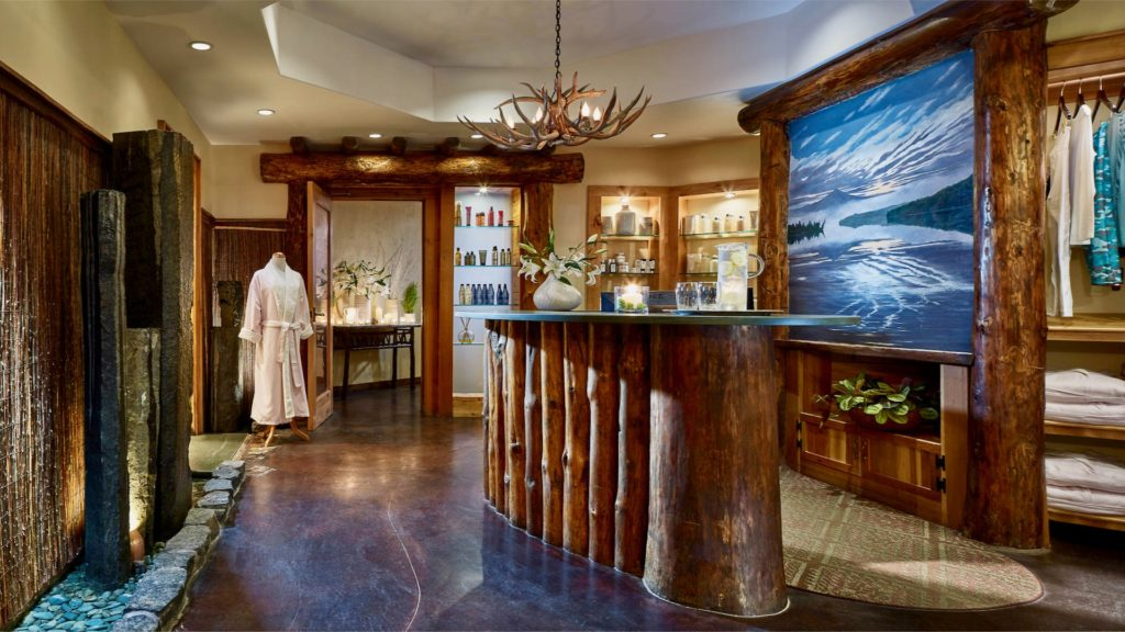The Spa at Whiteface Lodge, Spas of America