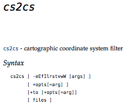 cs2cs command from GDAL/OGR toolset (gdal.org) - allows robust coordinate transformations.