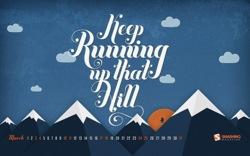 Keep running 21