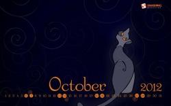 Blue halloween 38