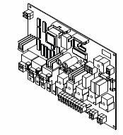 6600-161 Circuit Board:2008+ J‑480, J‑470, J‑465, J‑460