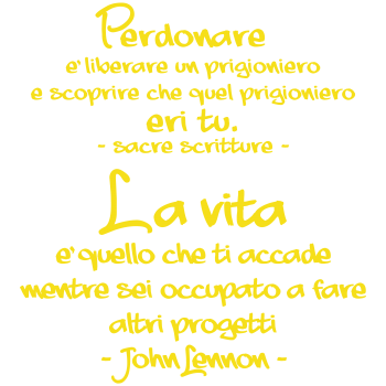 Personal Quotes giallo mod