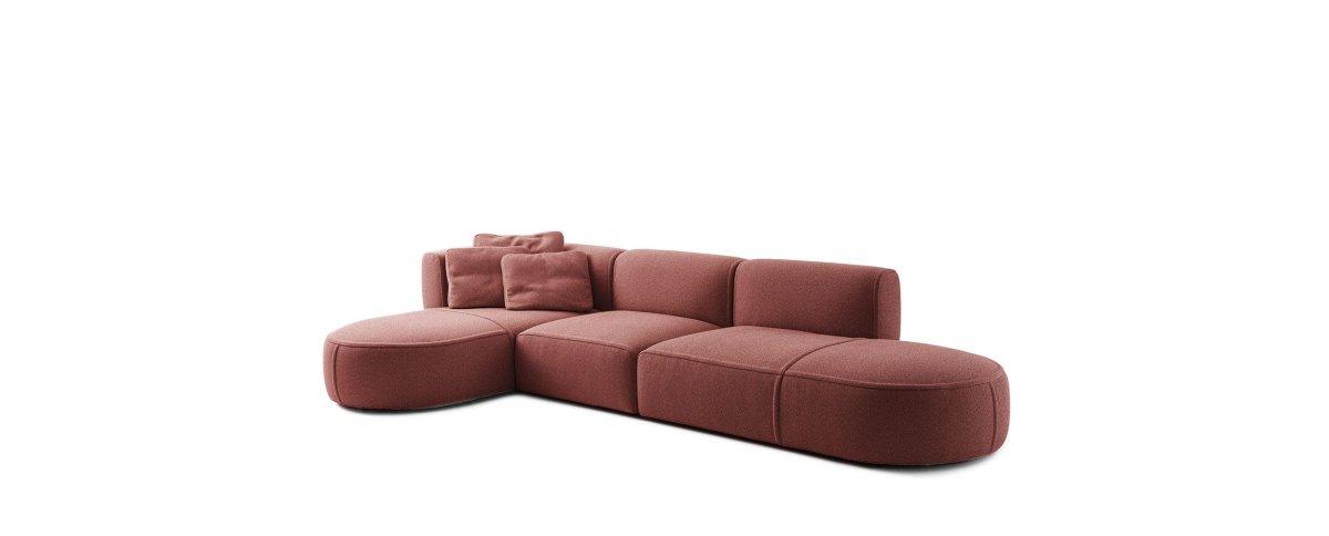 Divano bowy sofa spazio arredamenti caltagirone for Spazio arredamenti caltagirone