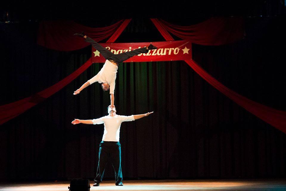 spettacolo circo