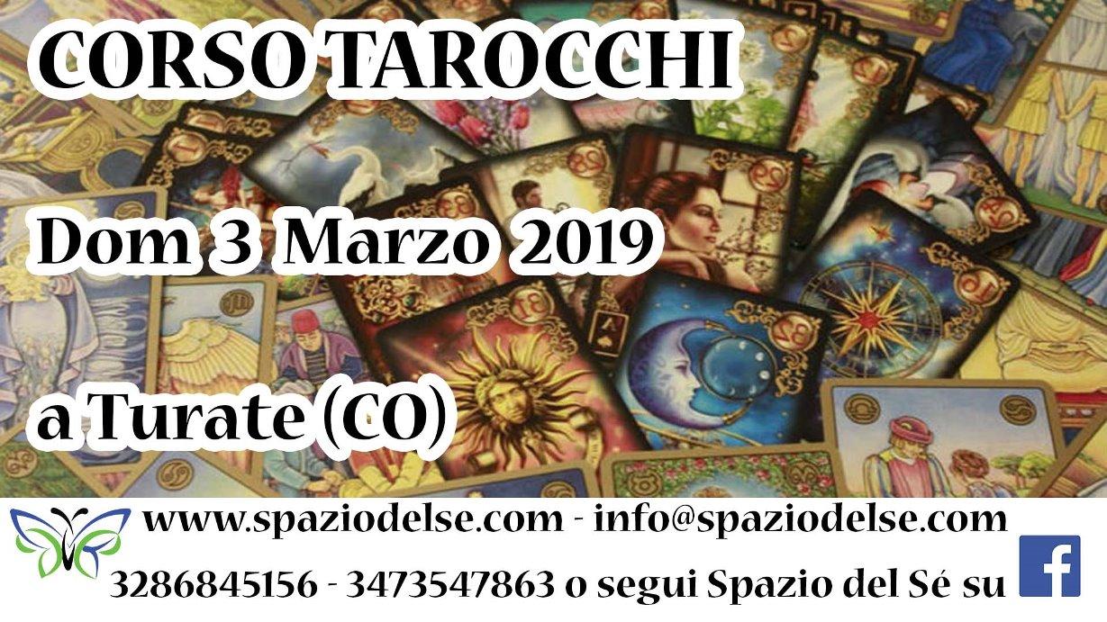 03/03/2019 - Corso Tarocchi