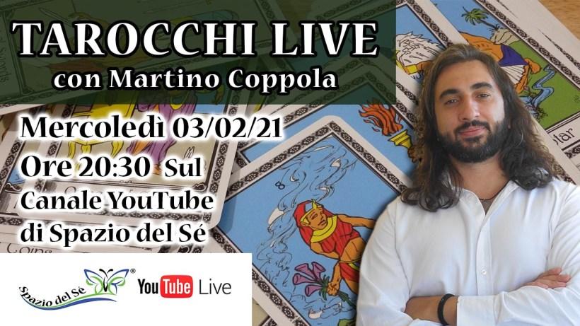 03/02/21 – Tarocchi Live – Cosa ci aspetta a Febbraio?