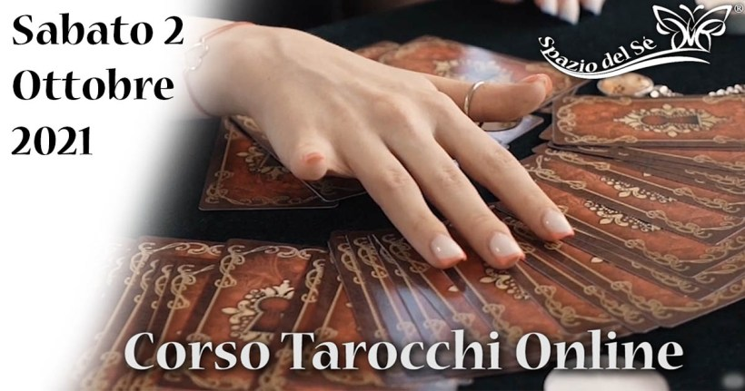 02/10/21 - Corso Tarocchi Online