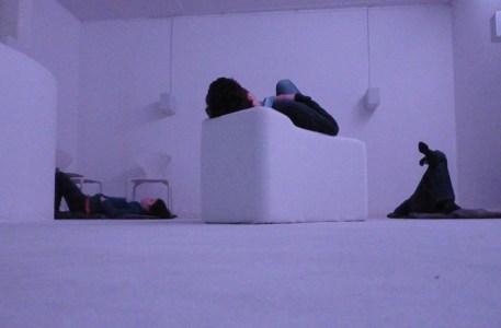 Spazioersetti, Galleria di arte sonora e spaziale - foto: continuo