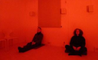 Spazioersetti - The Dream - sound and light environment - foto: Alessandra Zucchi