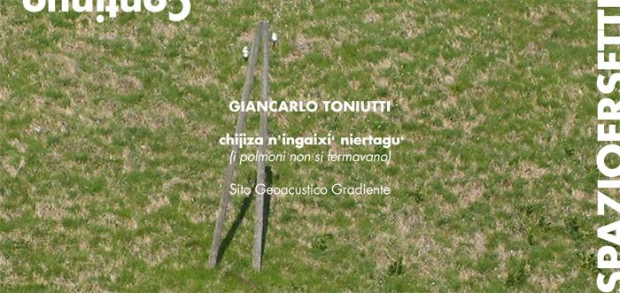 Giancarlo Toniutti