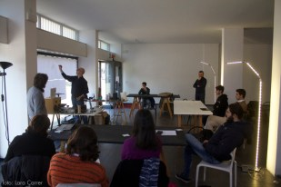 Loudspeaker 2.0 - workshop sulla costruzione di altoparlanti con Giorgio Tomasini - foto di Lara Carrer