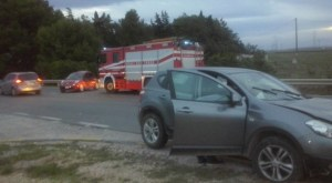 San Severo, incidente stradale Statale 16
