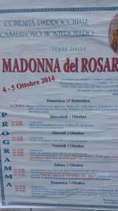 casalnuovo monterotaro festa rosario ottobre 2014