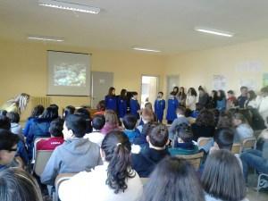 Sacro Cuore studenti