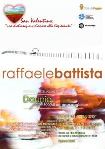 foggia libro Battista