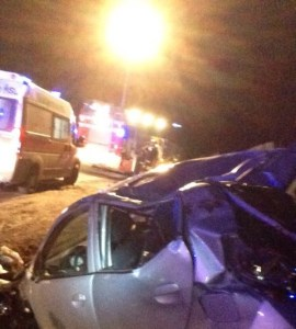 incidente via Napoli 05-05-2015
