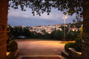 Orsara di Puglia night lw