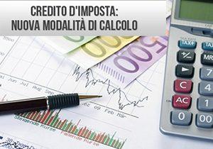 Credito d'imposta - francescodattolo.it