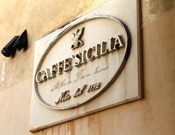 Caffè Sicilia di Noto