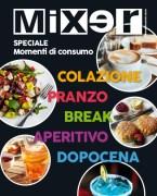 Mixer Speciale Momenti di Consumo