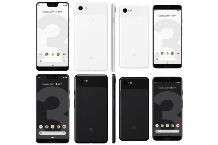 Google Pixel 3 e Pixel 3 XL non avranno il LED di notifica