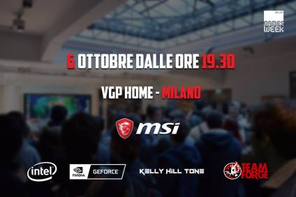 msi milan games week 2018