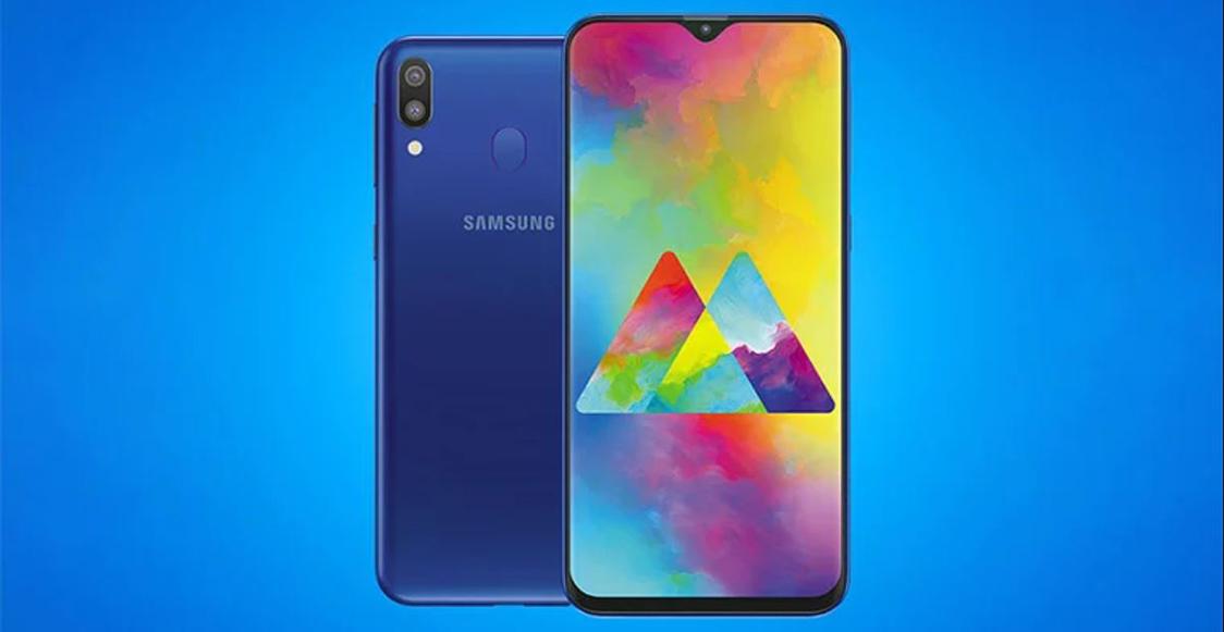 Samsung Galaxy M10 e M20
