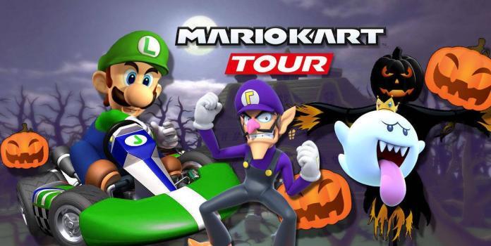 kart mario tour
