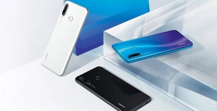 Huawei P30 Lite New Edtion