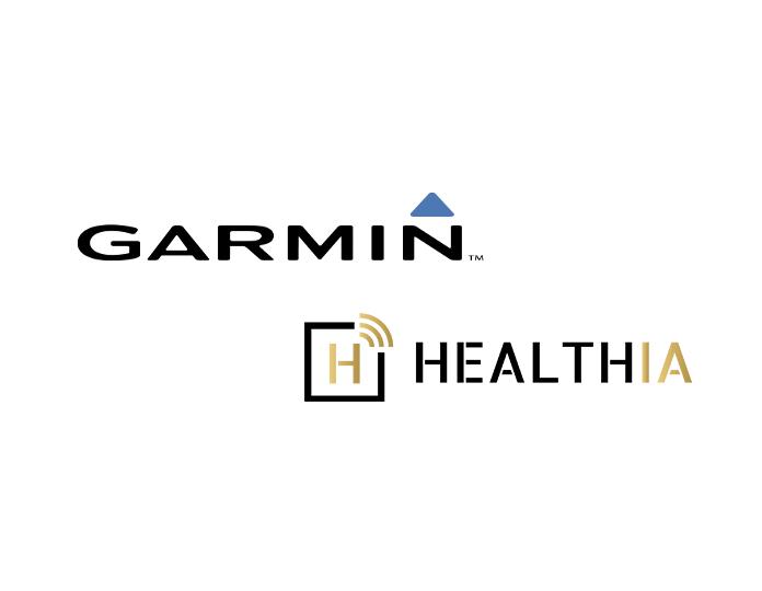 GARMIN x Healthia