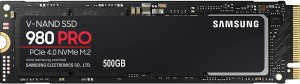 Samsung SSD 500GB NVMe