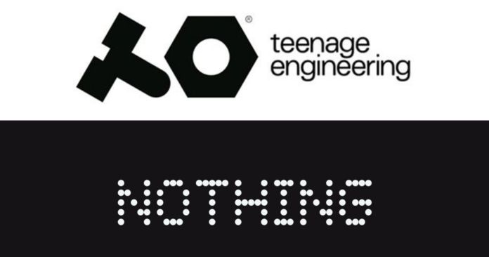 Nothing e teenage engineering