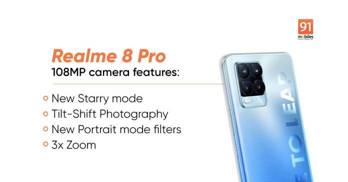 Sensore Realme 8 Pro
