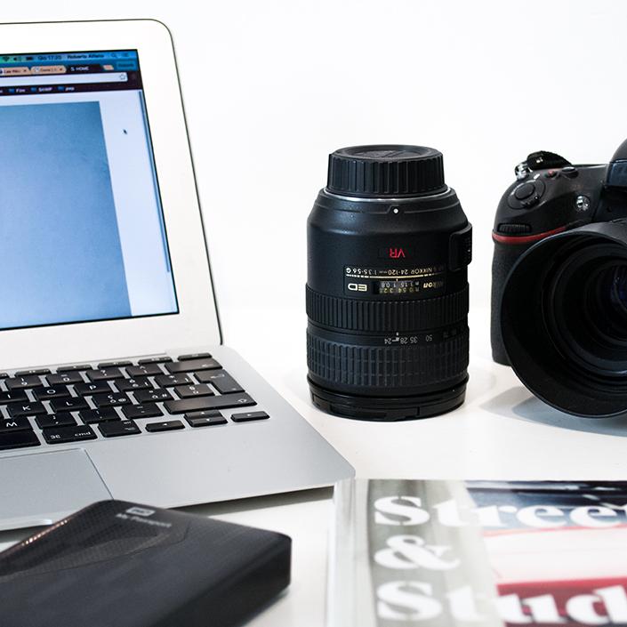 Master di alta formazione in fotografia