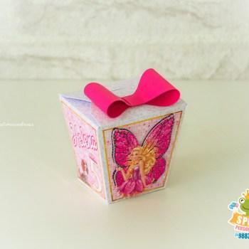 Personalizados tema Barbie caixa Sushi