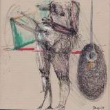 mostra di Francesca Magro a Spazio Tadini
