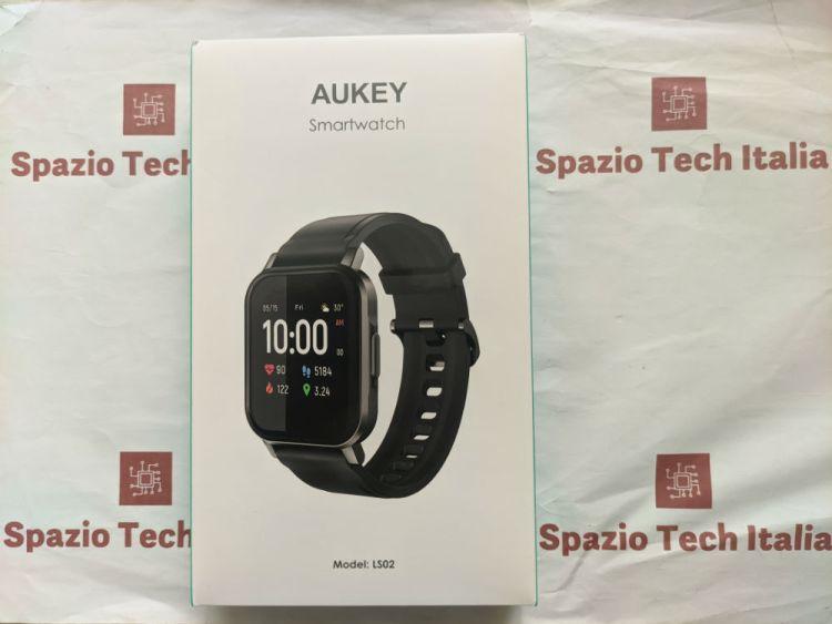 Recensione: Aukey Smartwatch LS02 | Spazio Tech Italia