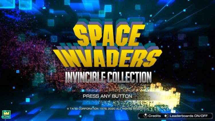 Recensione: Space Invaders Invincible Collection per Nintendo Switch | Spazio Tech Italia