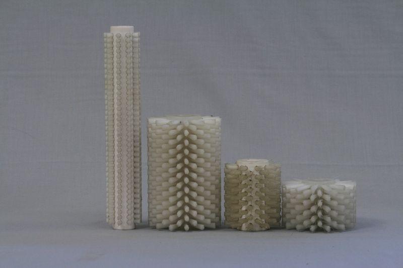Spazzole Tecniche su Disegno  Spazzolificio Manfredini Snc  Realizzazione Spazzole Industriali
