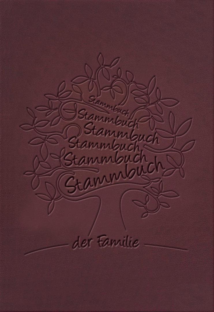 Stammbuch LEBENSBAUM  Stammbuch der Familie