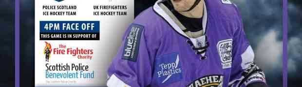 Charity Ice Hockey Match