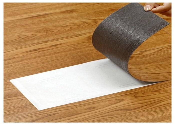 kitchen vinyl floor tiles cupboards for sale easy installation self adhesive fireproof scratch resistant