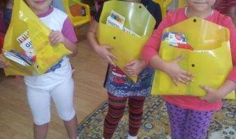 A brief update from a ongoing activity: Happy Children in Braila!