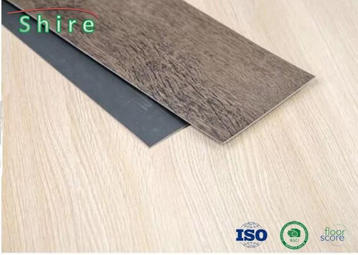 indoor fireproof glue down lvp vinyl flooring vinyl composite plank flooring
