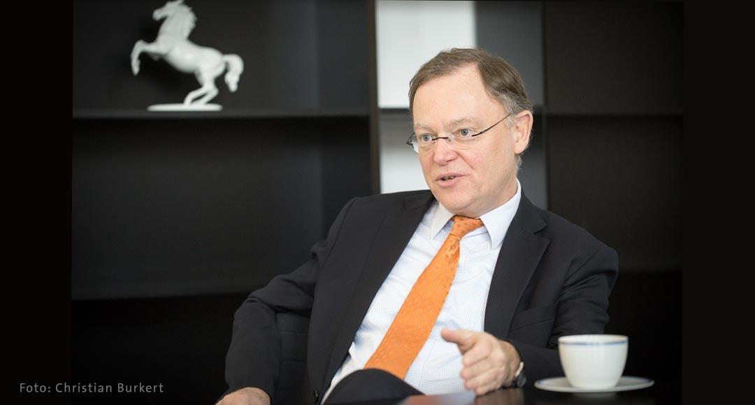 SPD, Auf ein Wort, Stephan Weil, Norbert Meyer