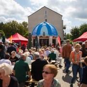 Veranstaltungsbild auf dem Winz-Baaker Fest 2018