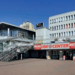 Uni-Center aus Richtung RUB