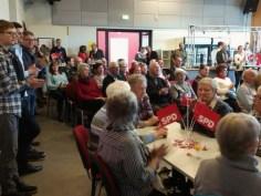 Volles Haus beim Neujahrsempfang SPD Waltrop 2018