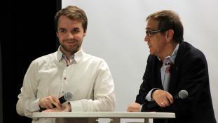 Politischer Aschermittwoch 2018 Marcel Mittelbach Axel Heimsath Büttenrede